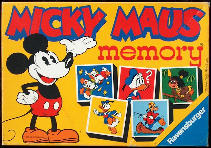 Micky Mous - memory®