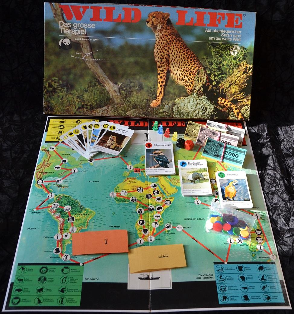 Wild Life Spiel